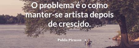 Inspiração: Pablo Picasso